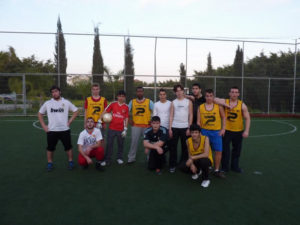Sports in Limassol, Cyprus